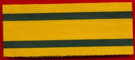 """Territorial Force War Medal 1914-1919, original silk ribbon  single 9"""" pieces  £4.00,  packs of 50 available ( bundles still bound in the original packaging) £150 plus postage."""