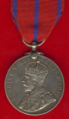 Coronation Medal 1911 Scottish Police issue (2800). Police Constable W. Gray, Police